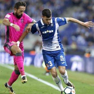 Aaron Espanyol EFE