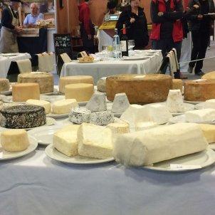 fira formatges Seu d'Urgell