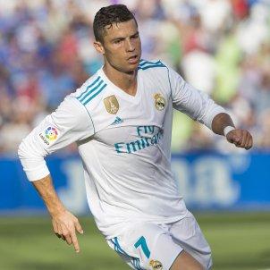 Cristiano Ronaldo Getafe Madrid EFE