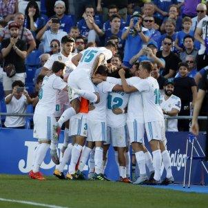 Reial Madrid Getafe Cristiano Ronaldo   EFE