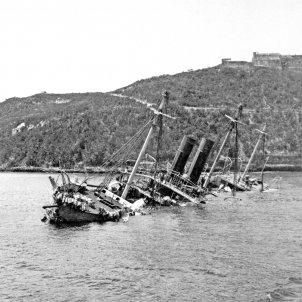 sunken espanya independències cuba us army
