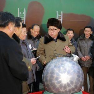 kim jong un Corea Nord - EFE