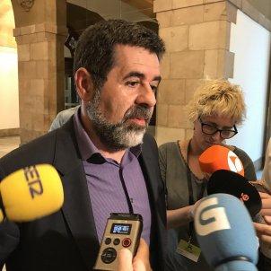 Jordi Sànchez Europa Press