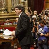 Puigdemont DUI discurs - Sergi Alcàzar