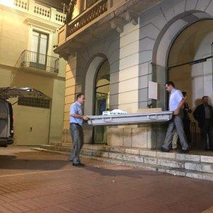 Exhumacio Dalí / GL