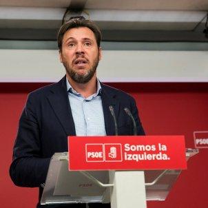 oscar puente PSOE EFE
