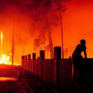Incendi Portugal EFE
