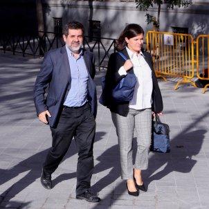 Jordi Sànchez Audiència Nacional - EFE