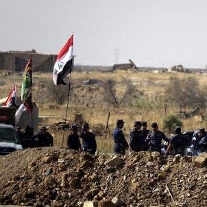 policia iraq kirkuk efe