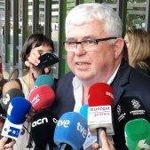 """Alcoberro (ANC): """"Sànchez i Cuixart estan tranquils i forts"""""""