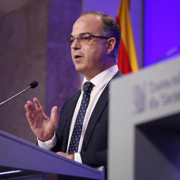 Jordi Turull Govern Consell Escutiu Sergi Alcazar