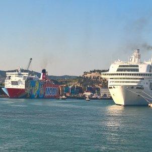 Rhapsody i Moby Dada vaixells policia espanyola ACN