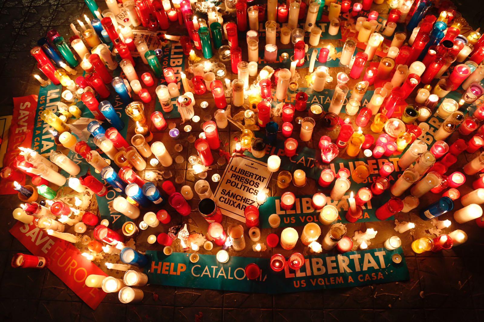Espelmes Cuixart Sanchez - Sergi Alcàzar