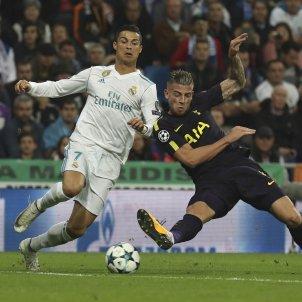 Cristiano Ronaldo Tobias Alderweireld Efe