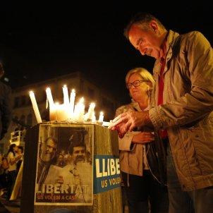 Manifestació Sànchez Cuixart Jordis - Sergi Alcàzar