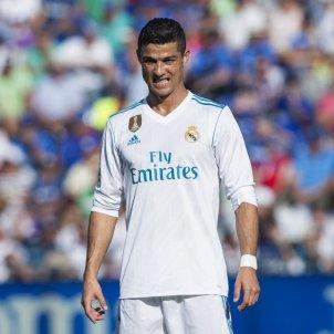Cristiano Ronaldo Getafe Reial Madrid   EFE