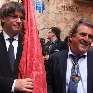 Puigdemont Montblanc ACN