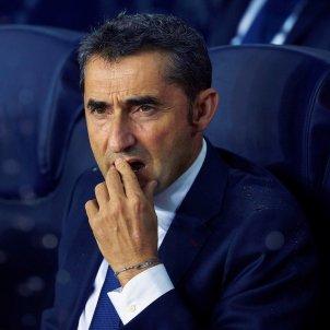 Ernesto Valverde Barça Olympiakos   EFE