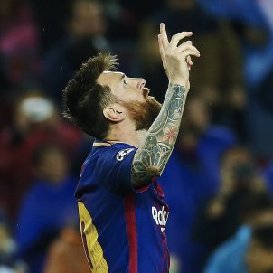 Messi Barça Olympiakos EFE