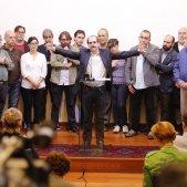 Taula per la Democràcia - Sergi Alcàzar