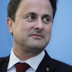 Xavier Bettel EFE