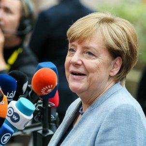 Merkel Brusselles - EFE