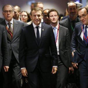 Macron Unió Europea - EFE