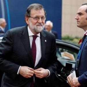 Rajoy Consell Europeu EFE