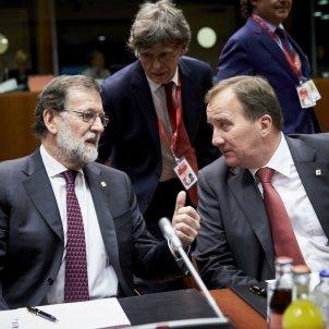 Rajoy - Consell Europeu