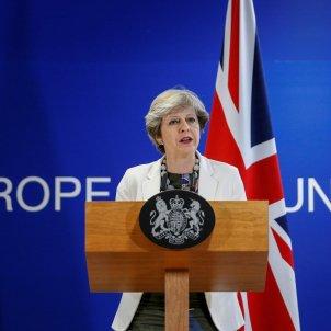 Theresa May / Efe
