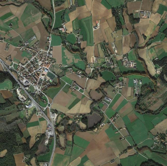 cornellà de terri - google maps