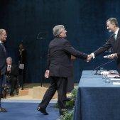 Tusk Juncker Tajani premi princesa asturies EFE
