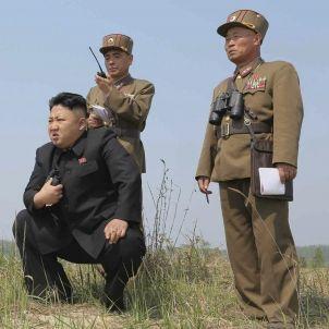 Kim Jong-un Corea Nord EFE