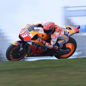 Marc Marquez Australia pole moto gp   efe