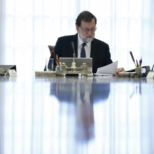Rajoy Consell Ministres 155 Efe