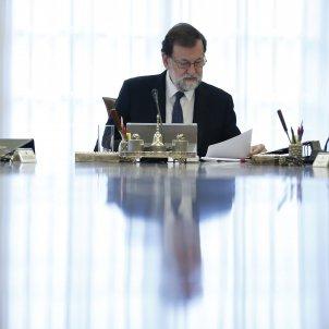 Rajoy Consell Ministres 155 Efe