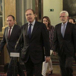 García Escudero Senado EFE