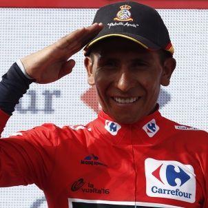 Nairo Quintana Vuelta Espanya 2016 Efe