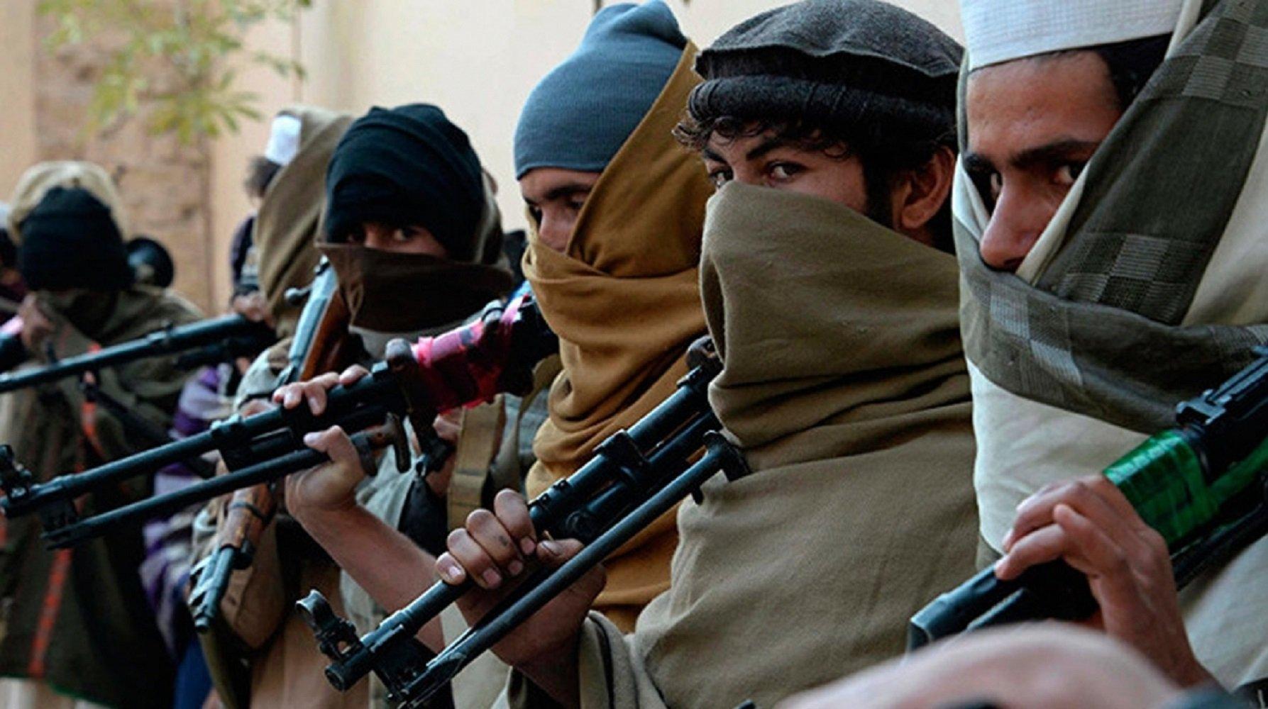 talibanes efe