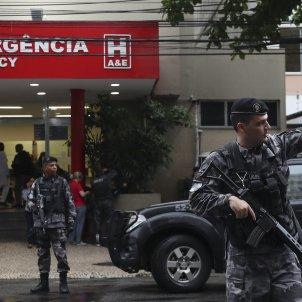 Hospital Río de Janeiro - EFE
