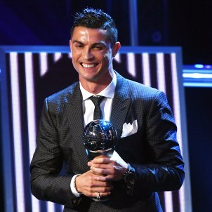Cristiano Ronaldo The Best 2017 Efe