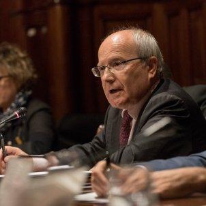 Comissió d'afers institucionals parlament albiol montilla laura gómez (2)