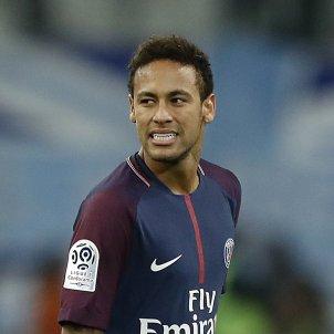 Neymar PSG Olympique Marsella   EFE