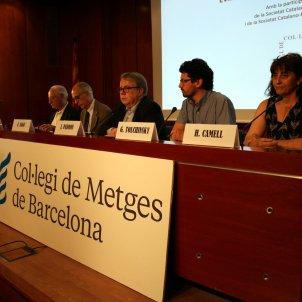 Col·legi de Metges de Catalunya ACN