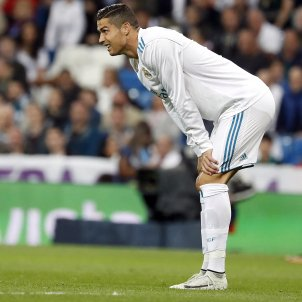 Cristiano Ronaldo Madrid Eibar   EFE