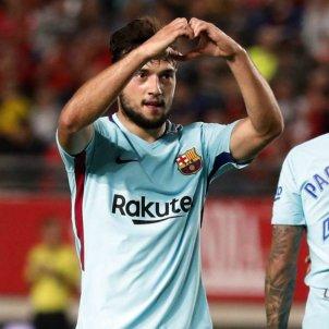 Jose Arnaiz gol Murcia debut   FCB