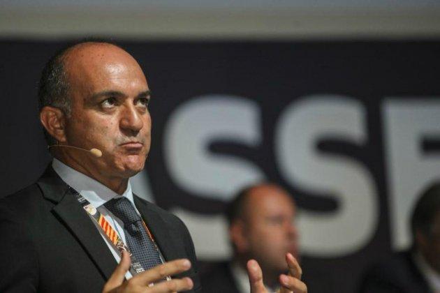 Detienen al expresidente de la Federación Catalana de Fútbol, Andreu Subies