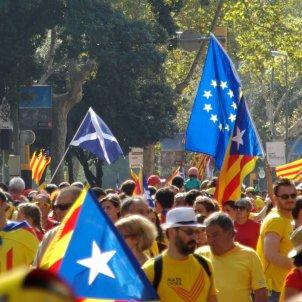 Catalunya escòcia europa