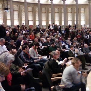 Apertura de la CCCC per debatre la constitució catalana