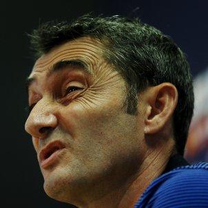 Ernesto Valverde rdp ciutat esportiva Barça   EFE